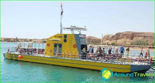Transport à Sharm El Sheikh