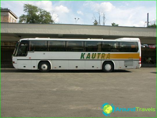 Transport in Vilnius