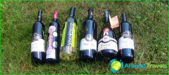 Вина на Словакия