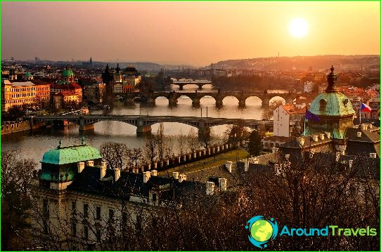 De mooiste steden van Tsjechië