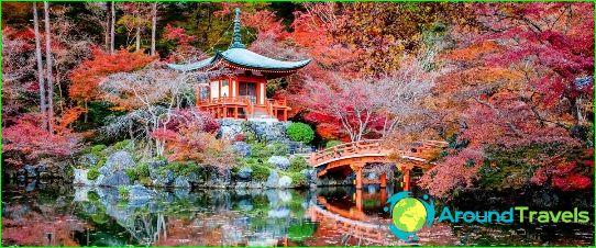 اجمل مدن اليابان