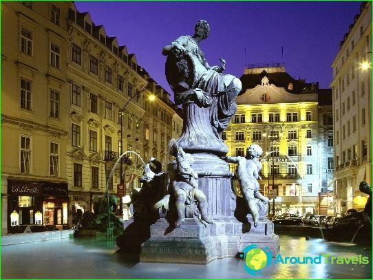 De mooiste steden van Oostenrijk