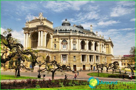 Най-красивите градове на Украйна