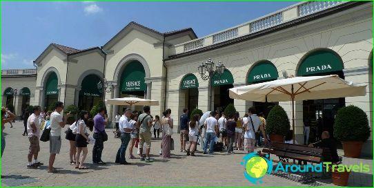 Myynti Italiassa