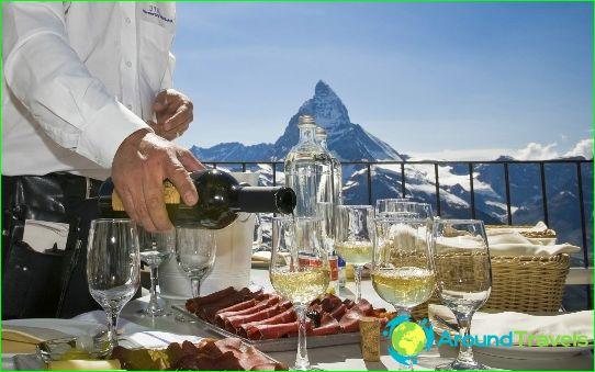 Wijnen van Zwitserland