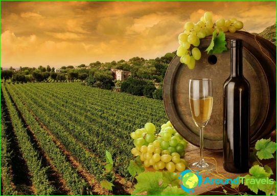 Wijnen van Oekraïne