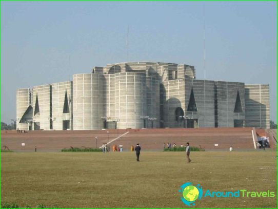 Dhaka - Bangladeshin pääkaupunki