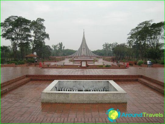 Дака - столицата на Бангладеш