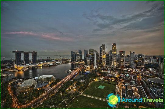 Singapore on Singaporen pääkaupunki