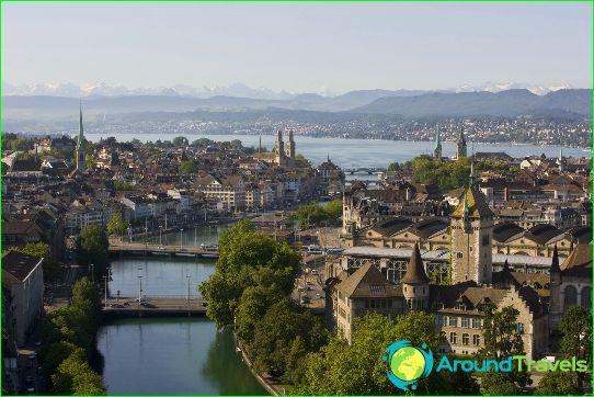 Zürich 1 päivässä