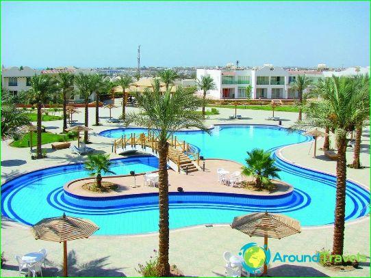 Vakantie in Sharm El Sheikh