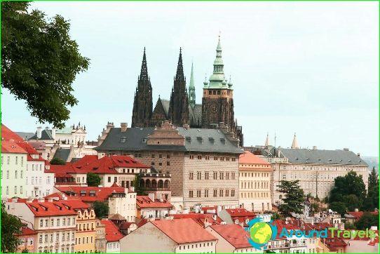 Vakanties in Praag
