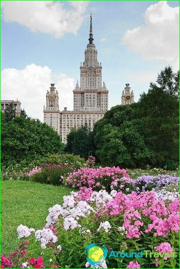 Rust in Moskou
