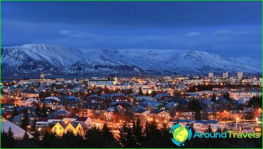 Reykjavik - Islannin pääkaupunki