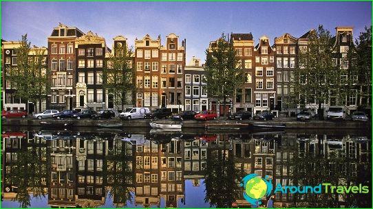 Amsterdam - Alankomaiden pääkaupunki