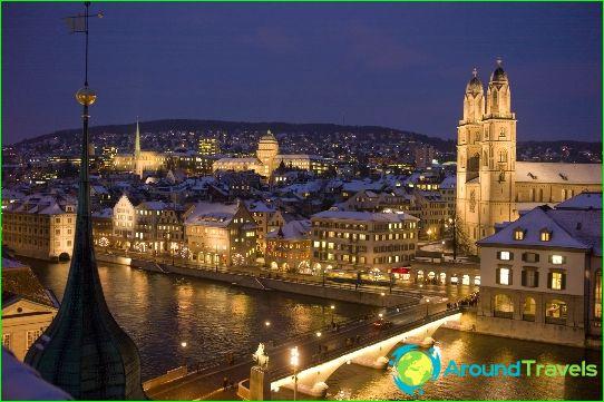 Zürich in 1 dag