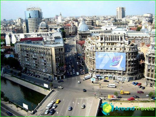 Bukarest - Romanian pääkaupunki