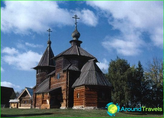 Rust in Suzdal