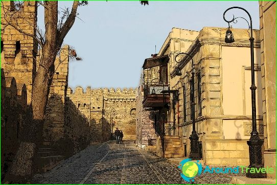 Geschiedenis van Baku
