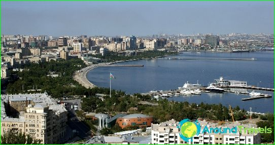 Rust in Baku
