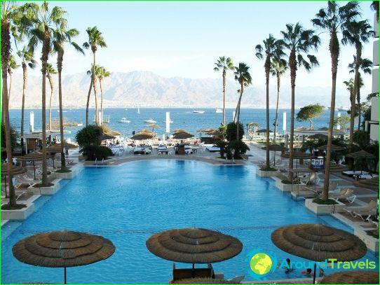 Vakantie in Eilat