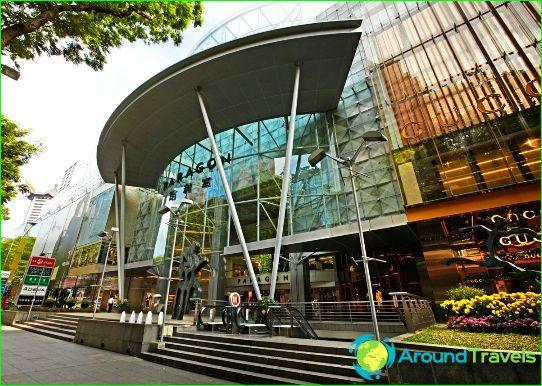Без такси в Сингапур