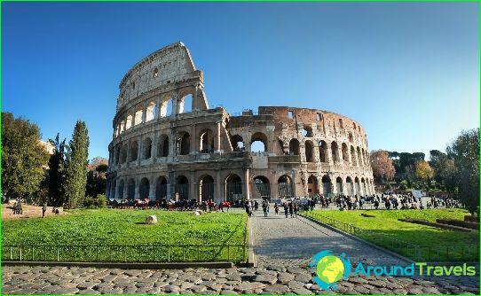 Рим за 1 ден