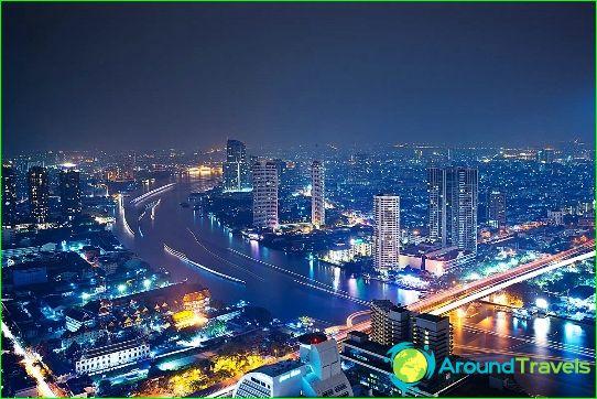 جولات في بانكوك
