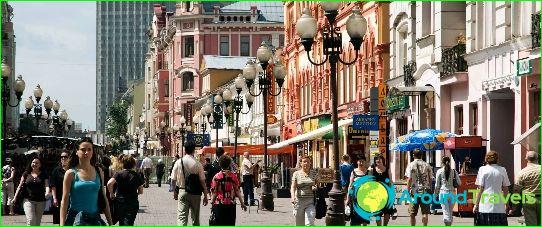 Tours naar Moskou