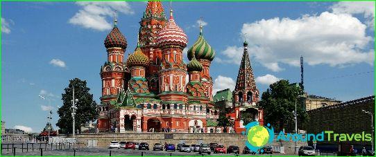 Retket Moskovaan