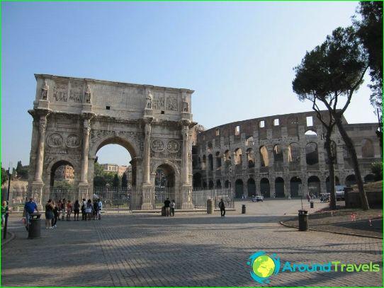 جولات في روما