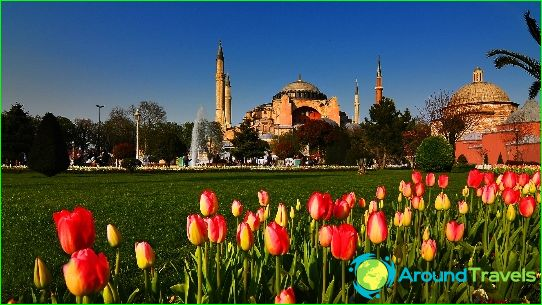 Tours in Istanbul