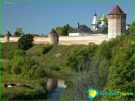 Tours in Suzdal