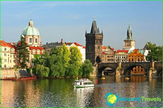 Tours naar Praag