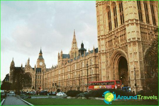 Tours naar Londen