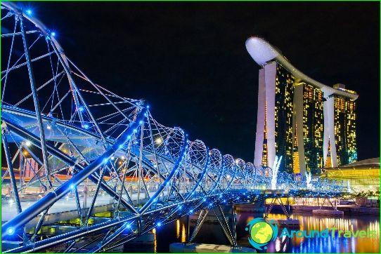 Обиколки до Сингапур