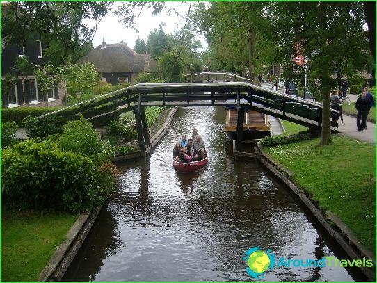 Обиколки в Амстердам