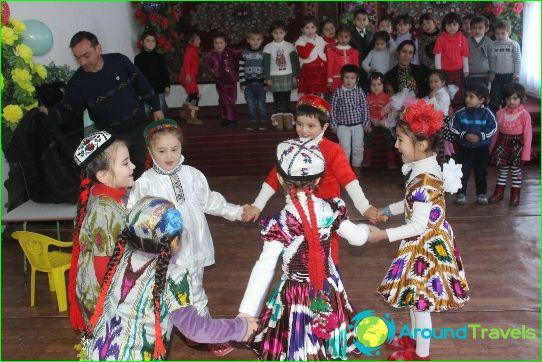 العطل في طاجيكستان