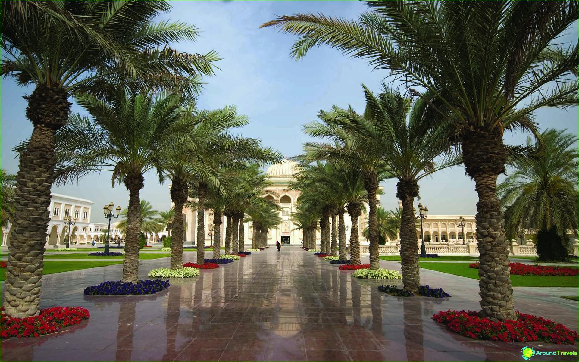 Vakantie in Sharjah