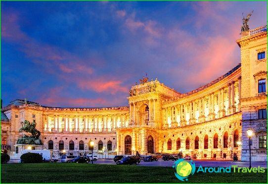 Обиколки до Виена