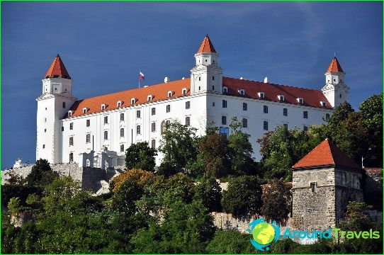 Bratislava in 1 dag