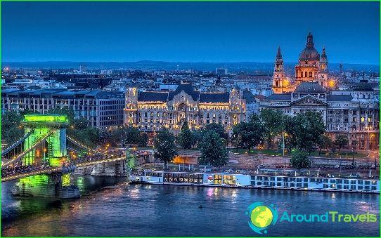جولات في بودابست