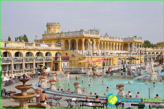 Vakantie in Boedapest