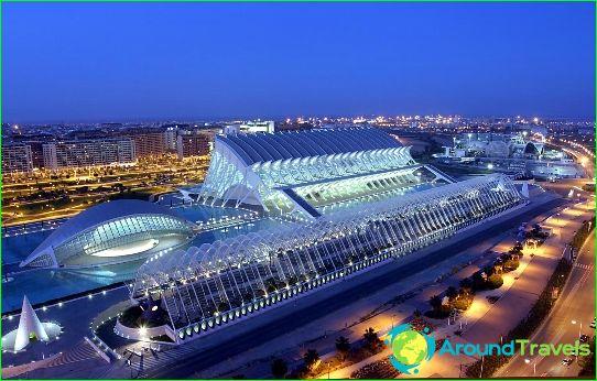 Valencia 1 päivässä