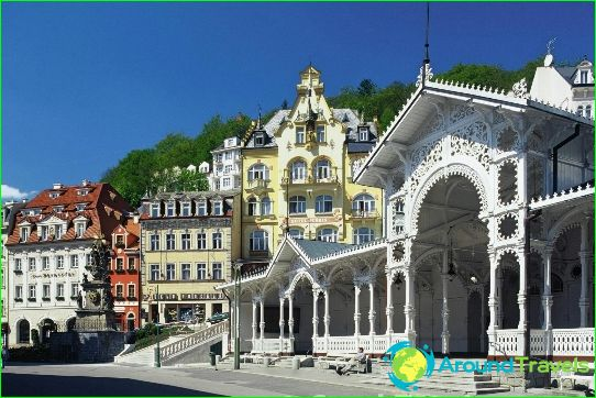 Tours in Karlovy Vary