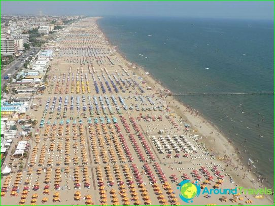 Vakantie in Rimini