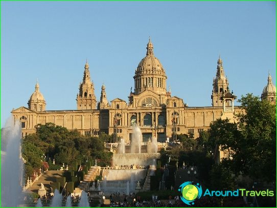 Vakantie in Barcelona
