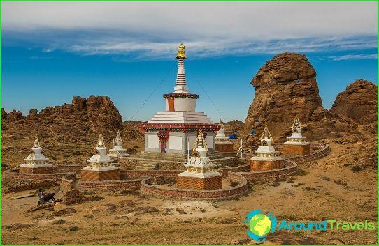 Mongolia Pääkaupunki