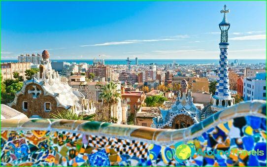 Toerisme in Spanje