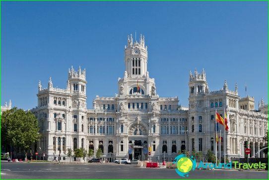 Madrid in 1 dag